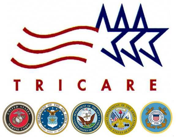 We accept Tricare Insurance Policies.